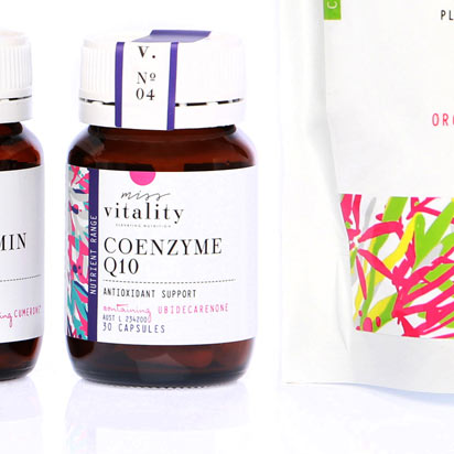 Blog Post: Looking after your skin and body with Miss Vitality - Part II