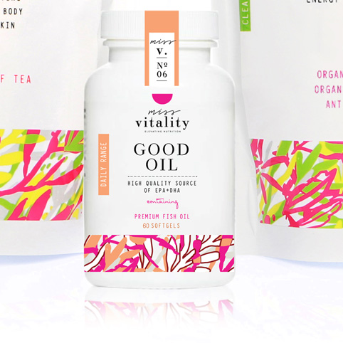 Blog Post: Looking after your skin and body with Miss Vitality - Part III