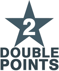 Double Reward Points