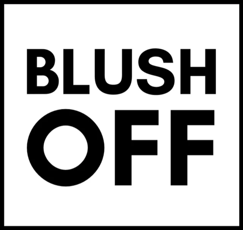 Blush Off Logo