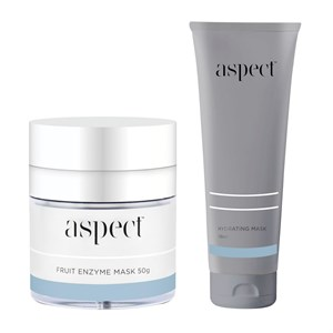 Aspect Fruit Enzyme and Hydrating Mask Duo