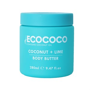 ECOCOCO Coconut & Lime Body Butter 280ml