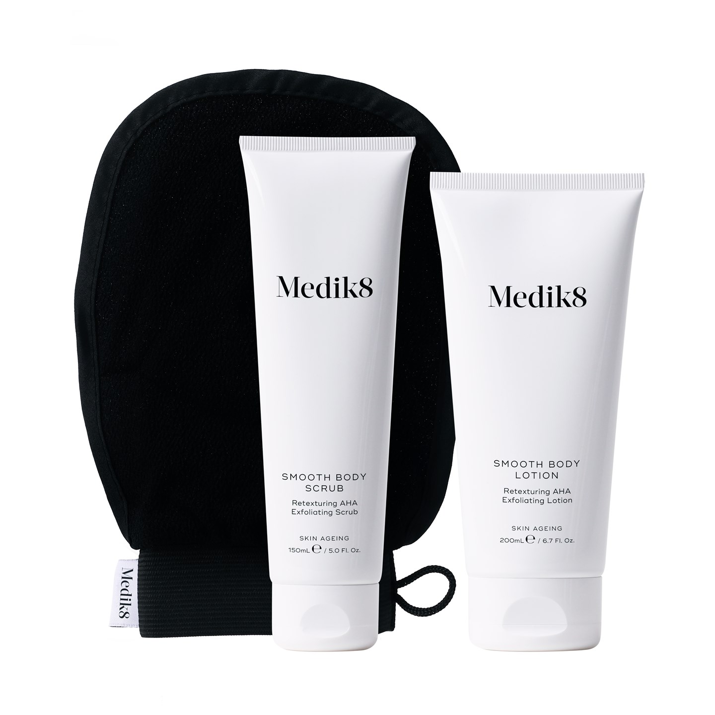 Medik8 Smooth Body Exfoliating Kit