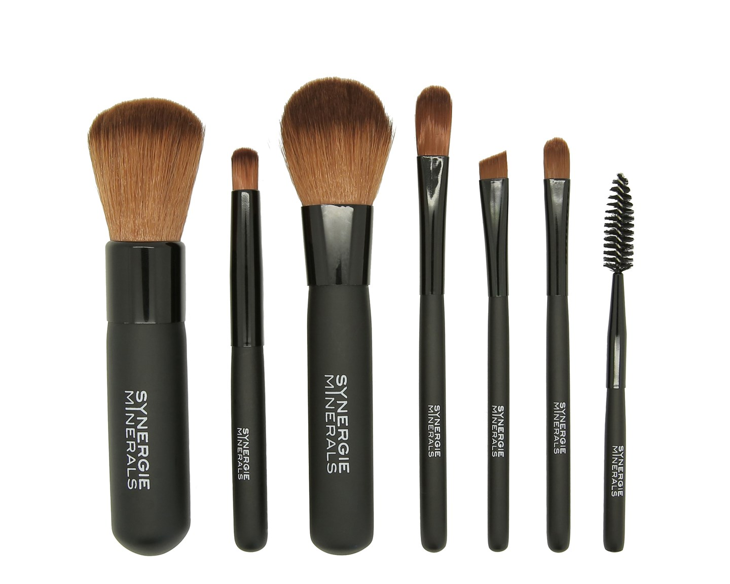 Synergie Minerals Travel Essential Brush Kit