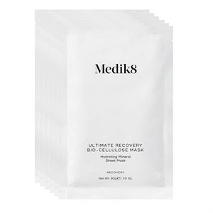Medik8 Ultimate Recovery Bio-Cellulose Mask (pack of 6)