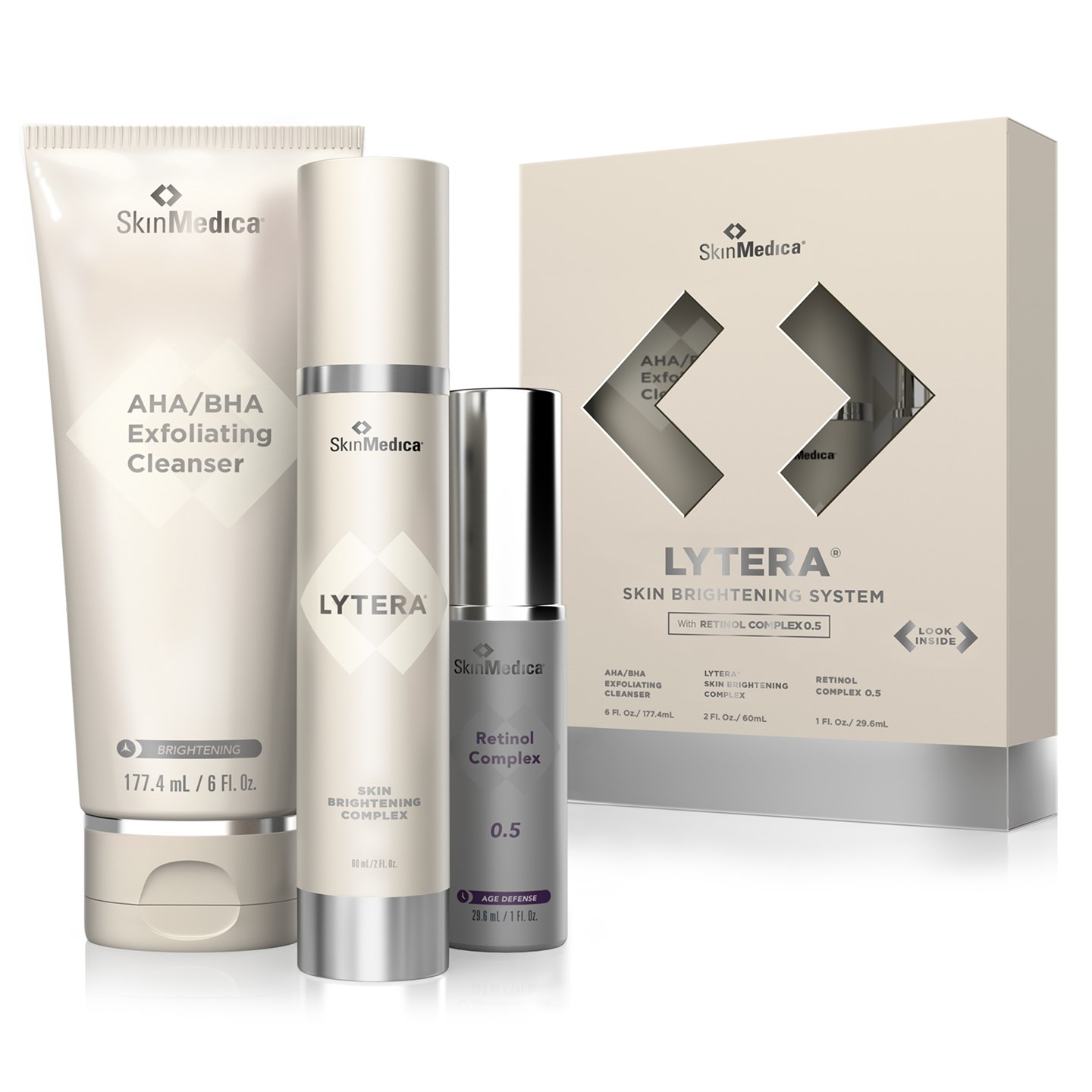 Skinmedica Lytera Skin Brightening System Time Out Beauty