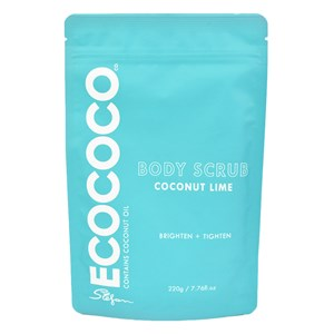 ECOCOCO Lime Body Scrub 220g