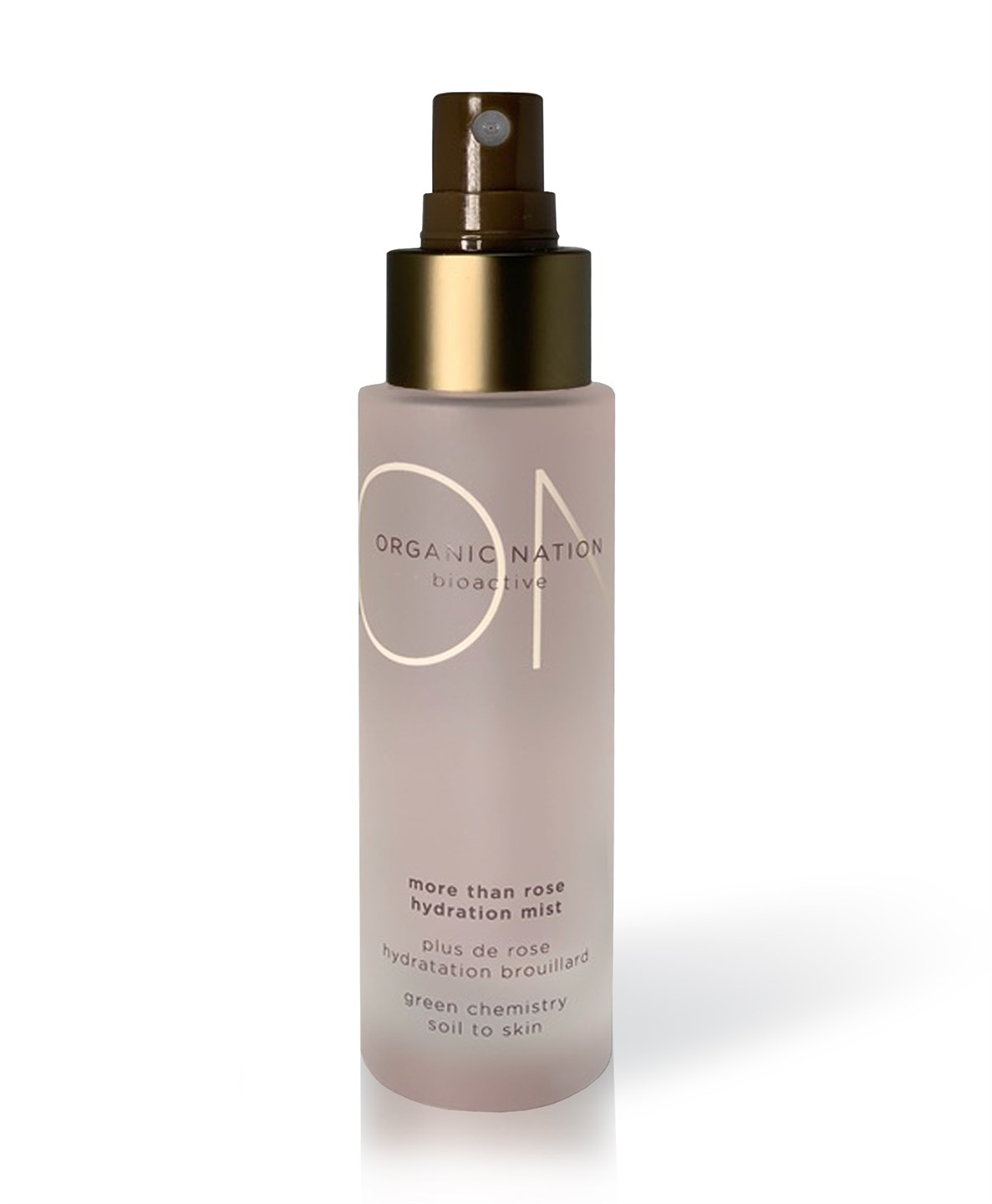 Organic Nation More Than Rose Hydration Mist 50ml