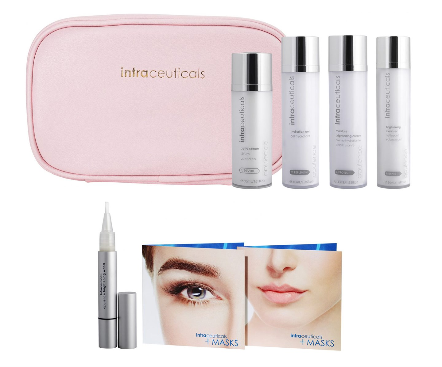 Intraceuticals Brightening Luxury Collection
