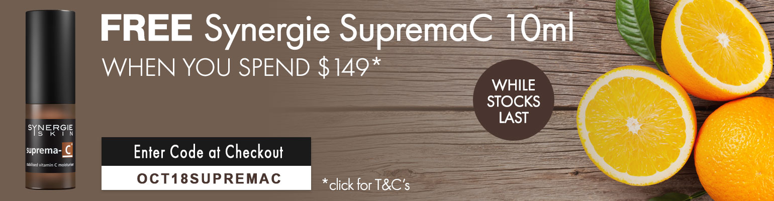 FREE Synergie SupremaC 10ml