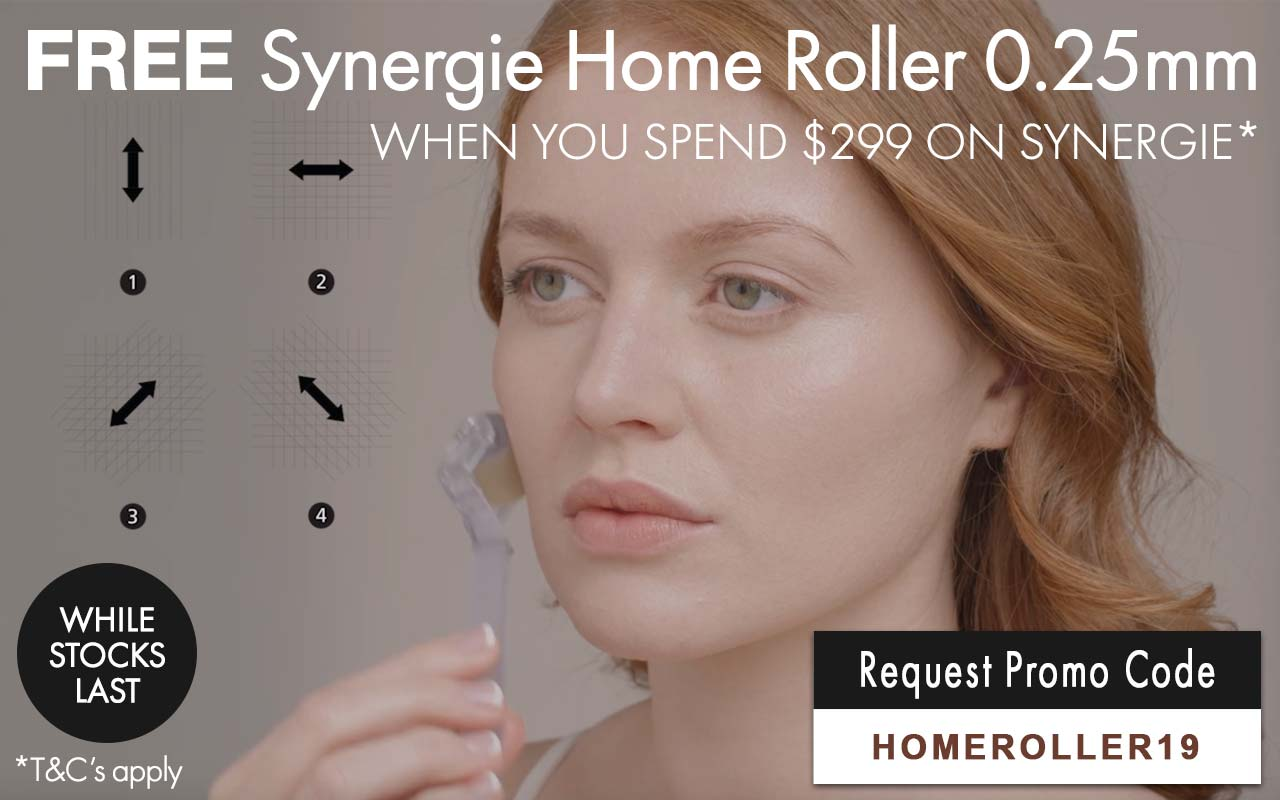 Free Synergie Home Roller 0.25mm Offer. Email or Phone to Enquire.