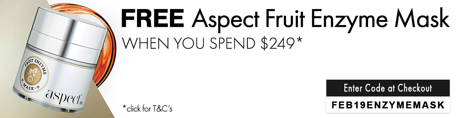 Free Aspect Fruit Enzyme Mask