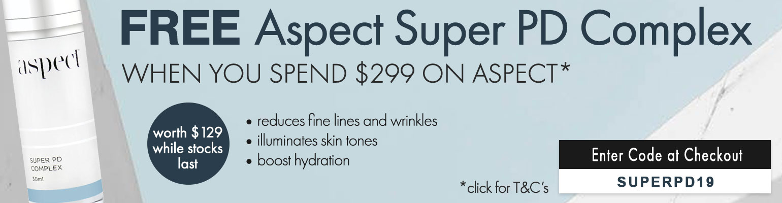 FREE Aspect Super PD Complex 30ml worth $129