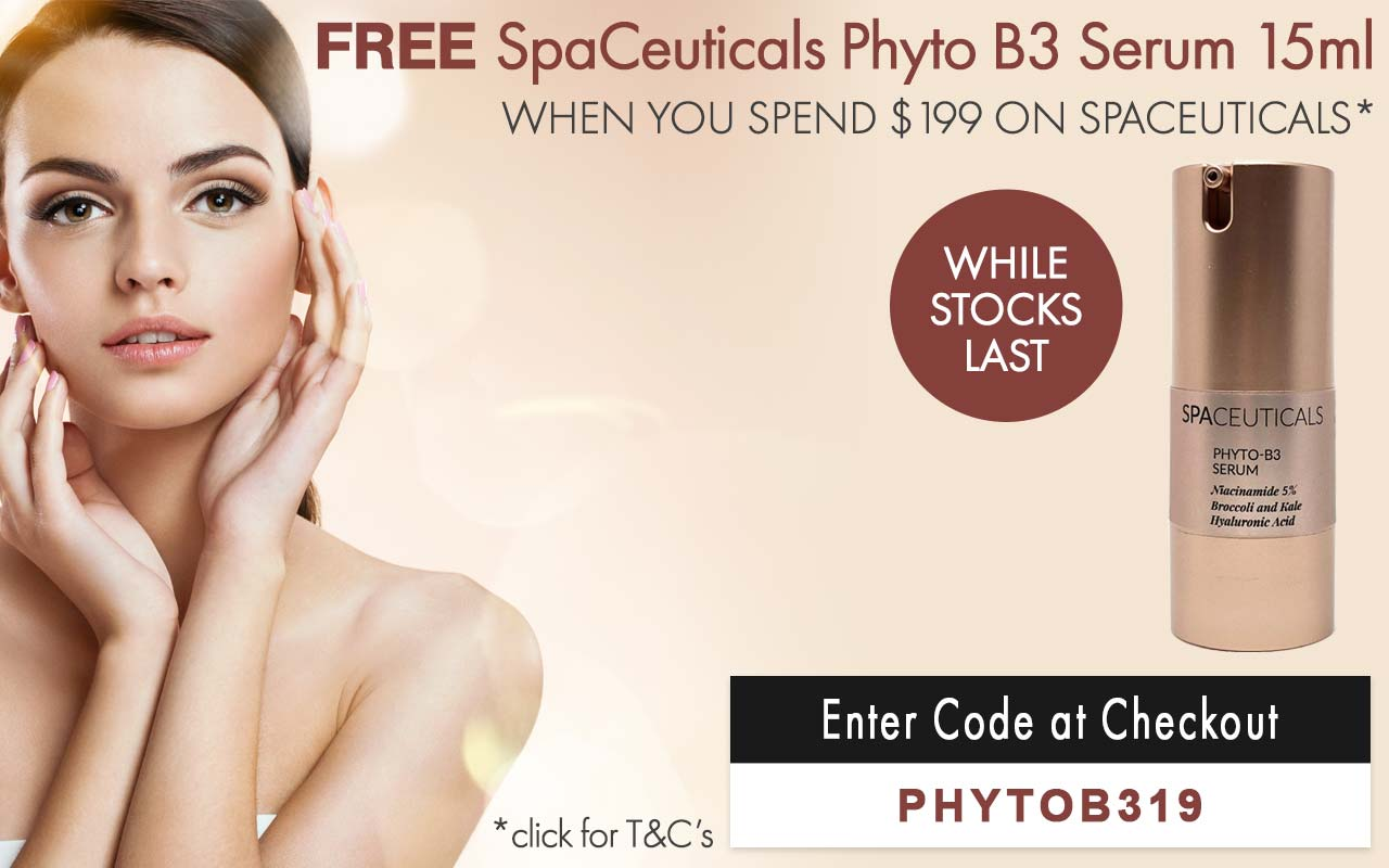 FREE SpaCeuticals Phyto B3 Serum 15ml