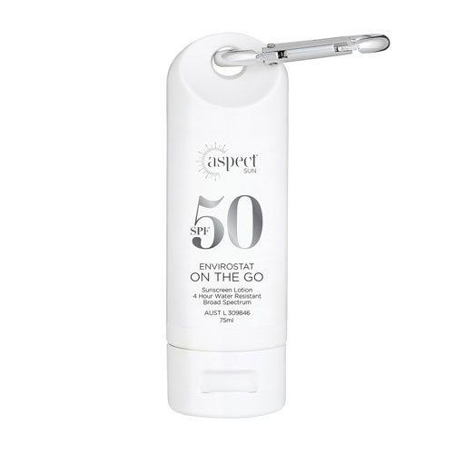 Free Aspect Sun Envirostat On the Go SPF50