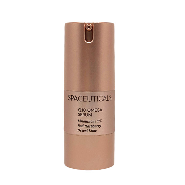 FREE SpaCeuticals Q10-Omega Serum 15ml when you purchase 3 or more SpaCeuticals or Waterlily products