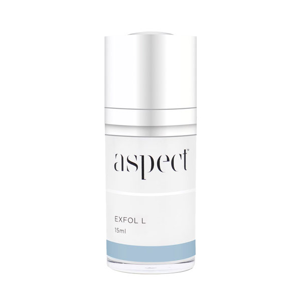 FREE Aspect Exfol L 15ml worth $48 when you spend $199 on Aspect