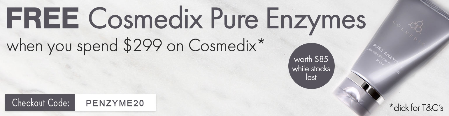 FREE Cosmedix Pure Enzymes