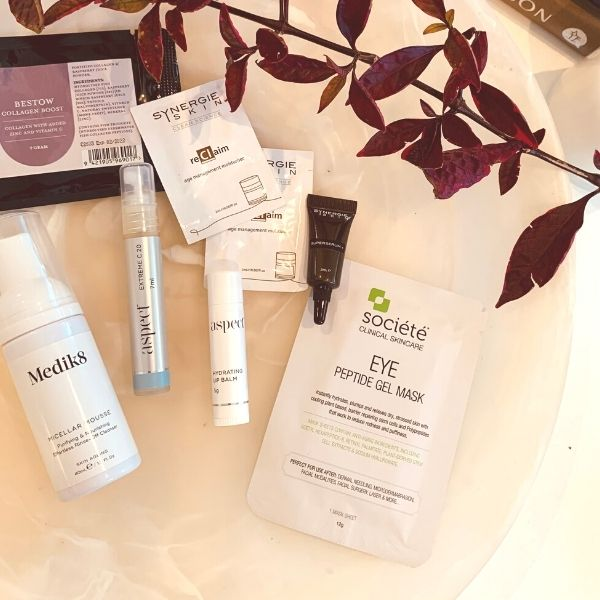 Free Delay Ageing Trial Pack when you spend $199