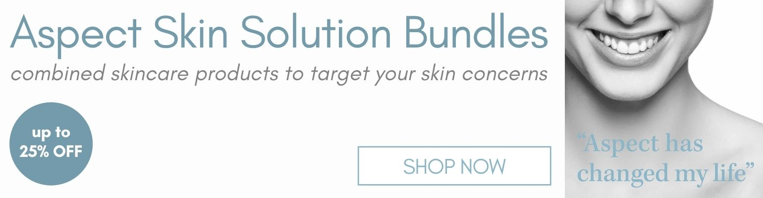 Aspect Skin Solution Bundles - Save up to 25%