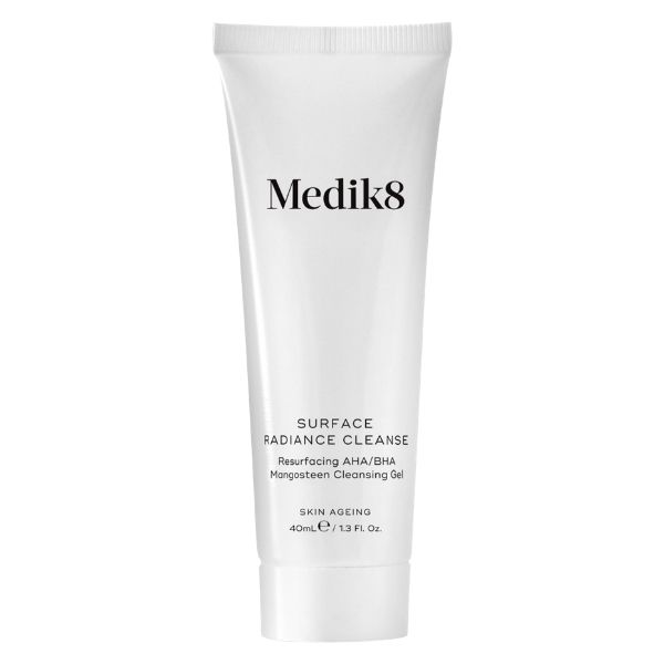 Free Medik8 Surface Radiance Cleanse when you spend $179 on Medik8