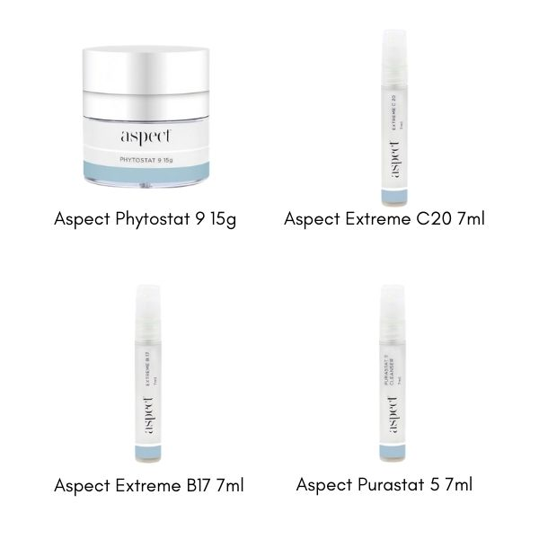 BONUS Aspect Trial Size Product when you spend $99